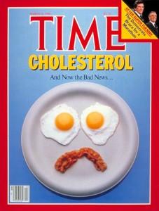 Nasycené tuky cholesterol