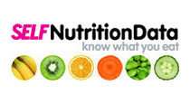 Obsáhlá databáze s detailními nutričními údaji o potravinách.