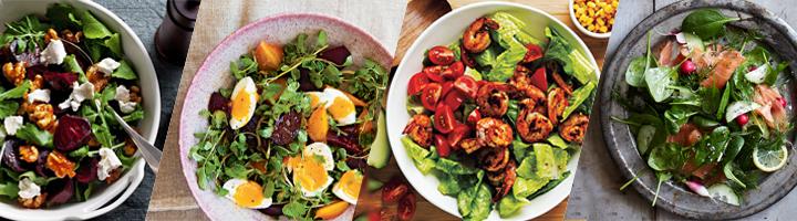 salát ruzne