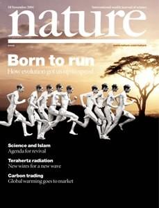 bosý běh born to run nature